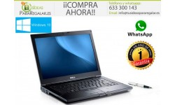 "Dell E6510, i7 / 15,6"" / 8Gb / Windows 10 Gratis"