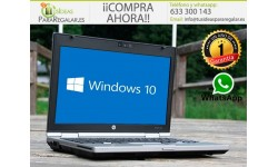 HP EliteBook 2560P, i7 / 240Gb SSD / 8Gb / Cam / Windows 10 Gratis