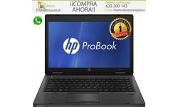 Hp ProBook 6360b, 8gb Ram, Web Cam, Windows 10 Gratis