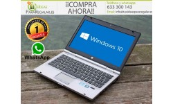 HP EliteBook 2560p, I5, Windows 10 Gratis