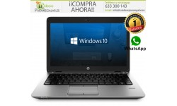 Hp EliteBook 820 G1, i5 / SSD / 8Gb Ram / Windows 10 Gratis