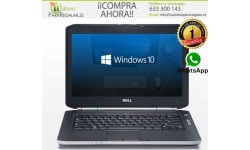 Dell E5420m, I5, 8Gb Ram, Windows 10 Gratis