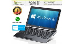 Dell E6320, i7 / HDMI / 8Gb Ram / Cam / Windows 10 Gratis