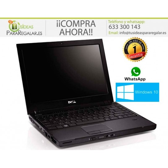 Dell Vostro 1220, Web cam, Windows 10 Gratis