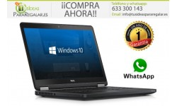 Dell E5250, Wifi AC, SSD, Windows 10 Gratis