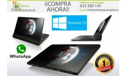 Lenovo Helix, desmontable, Táctil, Windows 10 Gratis