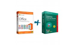 Pack Office Pro Plus + Kaspersky internet security