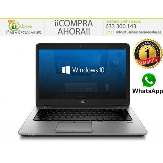 Hp EliteBook UltraBook 840 G1, SSD, Cam, Windows 10 Gratis