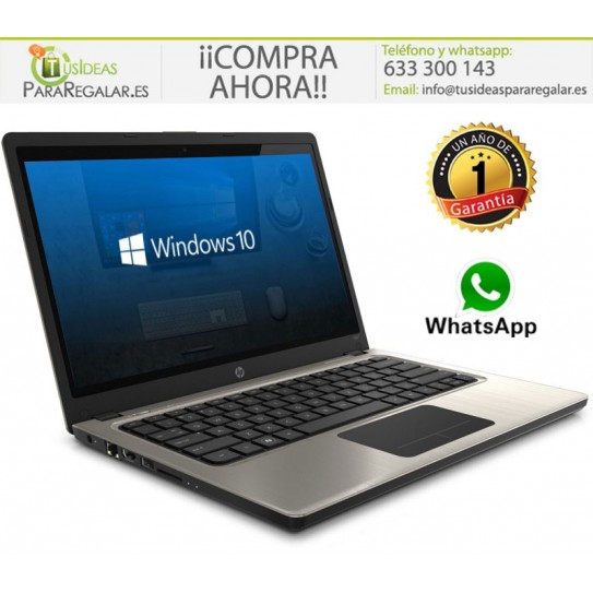 Hp UltraBook Folio 13, i5 / 240Gb SSD / Ultra Fino / Cam / Windows 10 Gratis