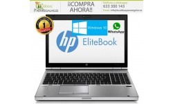 "Hp EliteBook 8570p, i5/15""/8Gb Ram/500Gb/Win10 Gratis"
