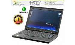 "Lenovo R400, 14"" / Wifi / Dvd / Windows 10 Gratis"