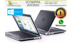 Dell E6330, i7 / 8Gb Ram / 256Gb SSD / Cam / HDMI / Windows 10 Gratis