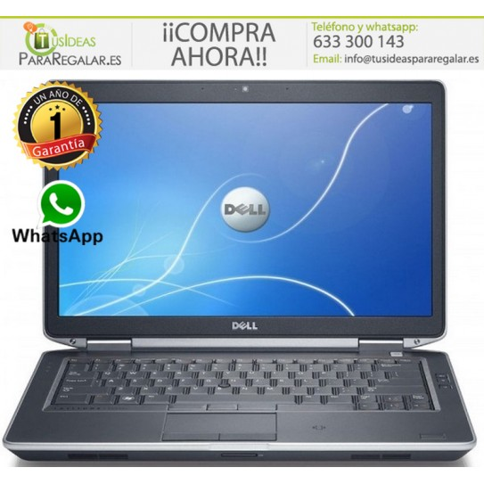 Dell E6430, i5 / 8gb Ram / Cam / 500Gb / Windows 10 Gratis