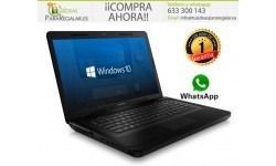 "Compaq CQ56, 15,6"" / 4gb / Windows 10 Gratis"
