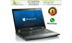 Dell E5510, i3 / Windows 10 Gratis